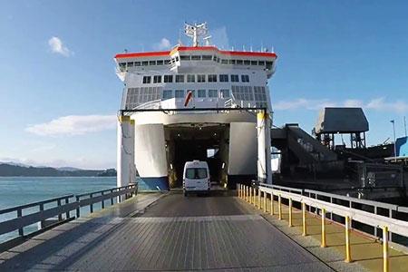 Fähren in Neuseeland