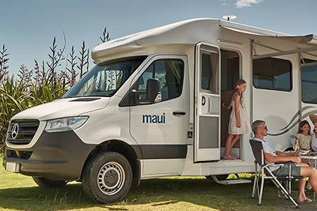 Neuseeland Wohnmobile mieten ab Auckland